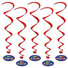 HAPPY RETIREMENT WHIRLS 5/PK PARTY SUPPLIES