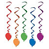 BALLOON WHIRLS PARTY SUPPLIES