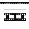 FILMSTRIP GARLAND (12/CS) PARTY SUPPLIES