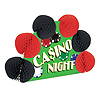 CASINO POP-OVER CENTERPIECE (12/CS) PARTY SUPPLIES