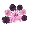 PRINCESS POP-OVER CENTERPCE (12/CS) PARTY SUPPLIES