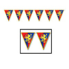 MEDIEVAL PENNANT BANNER PARTY SUPPLIES