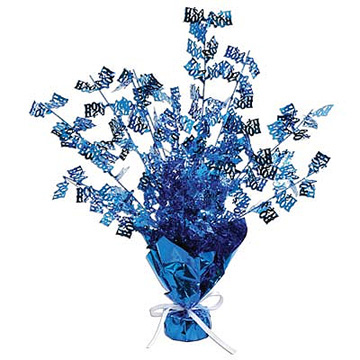 Click for larger picture of IT'S A BOY GLEAM 'N BURST CENTERPIECE PARTY SUPPLIES