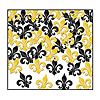 FANCI-FETTI FLEUR DE LIS (12/CS) PARTY SUPPLIES