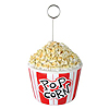 DISCONTINUED POPCORN PHOTO/BALLOON HOLDE PARTY SUPPLIES