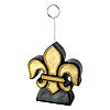 FLEUR DE LIS PHOTO/BALLOON HOLDER PARTY SUPPLIES