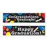 GRADUATION BANNERS (24/CS) PARTY SUPPLIES