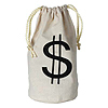 MONEY BAG PARTY SUPPLIES