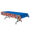INTERNATIONAL FLAG TABLECOVER PARTY SUPPLIES