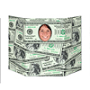 MILLION DOLLAR SMILE PHOTO PROP (6/CS) PARTY SUPPLIES