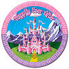 PRINCESS PLATE 9IN. (96/CS) PARTY SUPPLIES