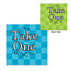 ALICE IN WONDERLAND BEVERAGE NAPKINS (19 PARTY SUPPLIES