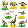 DINOSAUR MINI CENTERPIECES PARTY SUPPLIES