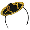 SOMBRERO HEADBAND (12/CS) PARTY SUPPLIES