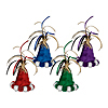 CONE HAT HAIR CLIPS (12/CASE) PARTY SUPPLIES