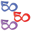 50 FANCI-FRAMES (6/CASE) PARTY SUPPLIES
