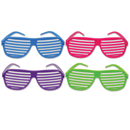 SHUTTER SHADES PARTY SUPPLIES