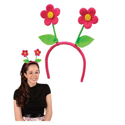 Click for larger picture of FLOWER BOPPERS (12/CS) PARTY SUPPLIES