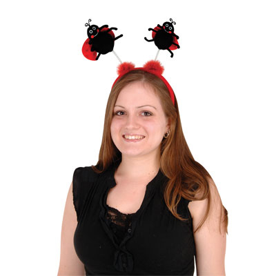 Click for larger picture of LADYBUG BOPPERS PARTY SUPPLIES
