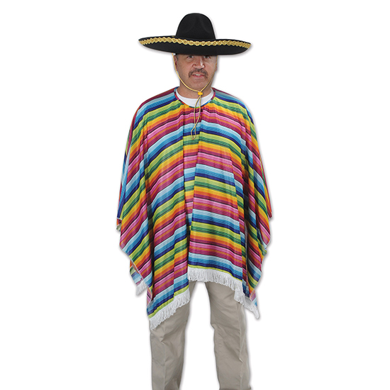 SERAPE (12/CS) PARTY SUPPLIES