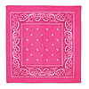 CERISE BANDANA (12/CASE) PARTY SUPPLIES