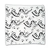 MUSICAL NOTES BANDANA PARTY SUPPLIES