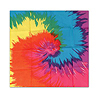 FUNKY TIE-DYED BANDANA(12/CS) PARTY SUPPLIES