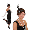 FLAPPER HEADBAND (12/CS) PARTY SUPPLIES