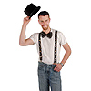 AWARDS NIGHT SUSPENDERS (12/CS) PARTY SUPPLIES