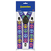 PEACE SIGN SUSPENDERS (12/CS) PARTY SUPPLIES
