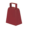 COWBELLS MAROON (12/CS) PARTY SUPPLIES