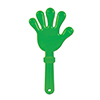 GIANT HAND CLAPPER - GREEN PARTY SUPPLIES