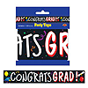 CONGRATS GRAD PARTY TAPE PARTY SUPPLIES