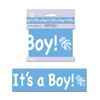 IT'S A BOY PARTY TAPE PARTY SUPPLIES