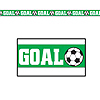 GOAL SOCCER PARTY TAPE PARTY SUPPLIES