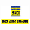 SENIOR MOMENT IN PROGRESS TAPE PARTY SUPPLIES