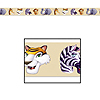 JUNGLE ANIMALS PARTY TAPE PARTY SUPPLIES