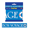 BON VOYAGE PARTY TAPE PARTY SUPPLIES