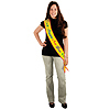 HAPPY NEW YEAR SATIN SASH (6/CASE) PARTY SUPPLIES