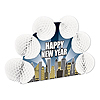 NEW YEAR POP-OVER CTRPCE-WHITE (12/CASE) PARTY SUPPLIES