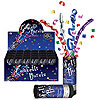 NEW YEAR CONFETTI BURSTS - MULTI COLOR PARTY SUPPLIES