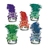 GOLD COAST TIARAS (50/CS) PARTY SUPPLIES