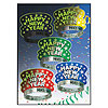 MIDNIGHT GLOW TIARAS (50/CS) PARTY SUPPLIES