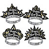 NEW YEAR TYMES TIARAS PARTY SUPPLIES