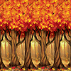 FALL TREES BACKDROP PARTY SUPPLIES