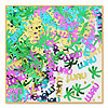 LUAU PARTY CONFETTI (6/CS) PARTY SUPPLIES