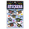 HATS OFF GRADUATION STICKERS (12/CS) PARTY SUPPLIES