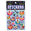YOU DID IT! GRADUATION STICKERS (12/CS) PARTY SUPPLIES