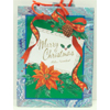 DISCONTINUED X-MAS/FELIZ NAVIDAD MED BAG PARTY SUPPLIES