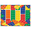 BLOCK PARTY PLACEMAT PARTY SUPPLIES